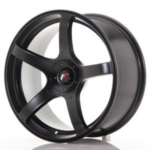 JR Wheels JR32 18x8,5 ET20-38 5H BLANK Matt Black