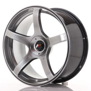 JR Wheels JR32 18x8,5 ET20-38 5H BLANK Hyper Black