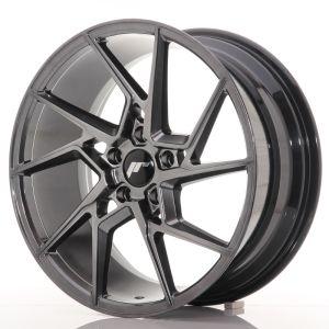 JR Wheels JR33 19x8,5 ET35 5x120 Hyper Black