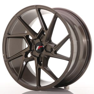 JR Wheels JR33 19x8,5 ET20-48 5H BLANK Bronze