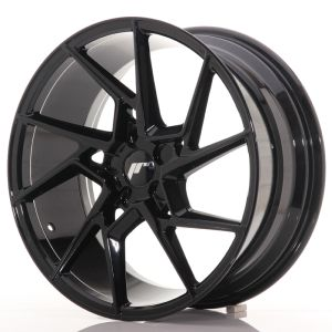 JR Wheels JR33 19x8,5 ET20-48 5H BLANK Gloss Black