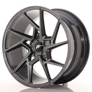 JR Wheels JR33 19x9,5 ET20-45 5H BLANK Hyper Black