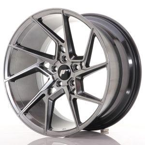JR Wheels JR33 20x10,5 ET15-30 5H BLANK Gloss Black