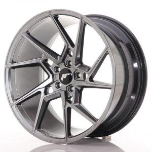 JR Wheels JR33 20x10 ET40 5x112 Hyper Black