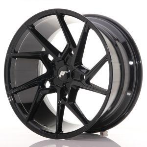 JR Wheels JR33 20x10 ET40 5H BLANK Gloss Black