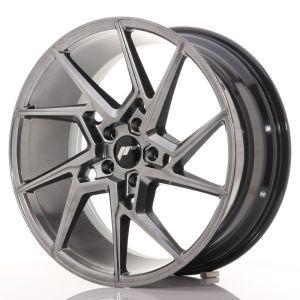 JR Wheels JR33 20x9 ET42 5x112 Hyper Black