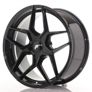 JR Wheels JR34 19x8,5 ET20-40 5H BLANK Gloss Black