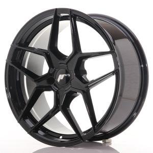 JR Wheels JR34 19x8,5 ET35-40 5H BLANK Gloss Black