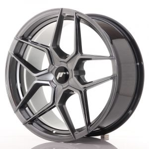 JR Wheels JR34 19x8,5 ET35-40 5H BLANK Hyper Black