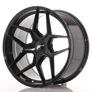 JR Wheels JR34 19x9,5 ET20-40 5H BLANK Gloss Black