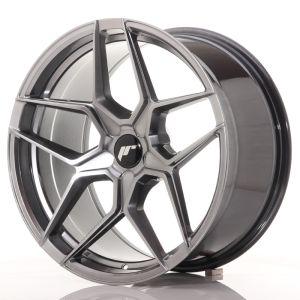 JR Wheels JR34 19x9,5 ET20-40 5H BLANK Hyper Black