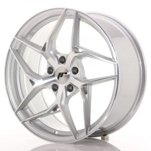 JR Wheels JR35 19x8,5 ET45 5x112 Silver Machined Face