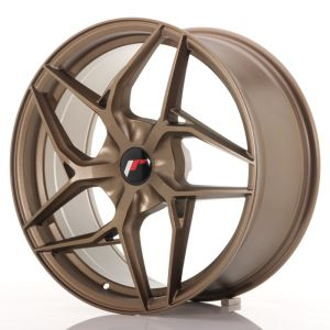 JR Wheels JR35 19x8,5 ET20-45 5H BLANK Bronze