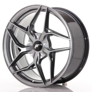 JR Wheels JR35 19x8,5 ET20-45 5H BLANK Hyper Black
