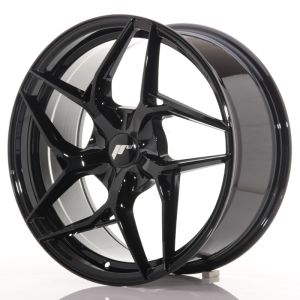 JR Wheels JR35 19x8,5 ET35-45 5H BLANK Gloss Black