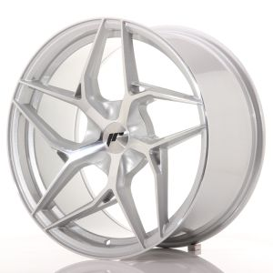 JR Wheels JR35 19x9,5 ET35-45 5H BLANK Silver Machined Face
