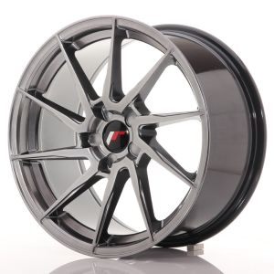 JR Wheels JR36 18x9 ET20-48 5H BLANK Hyper Black