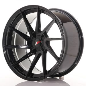 JR Wheels JR36 20x10,5 ET10-35 5H BLANK Gloss Black