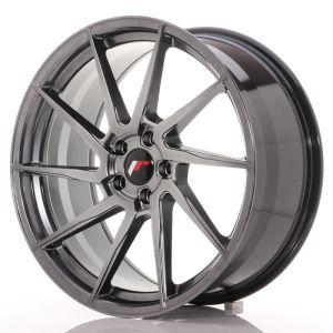 JR Wheels JR36 20x9 ET38 5x112 Hyper Black