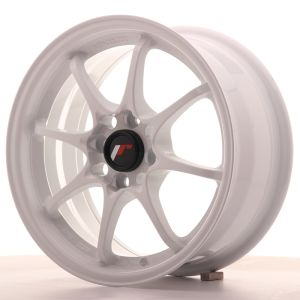 JR Wheels JR5 15x7 ET35 4x100 White