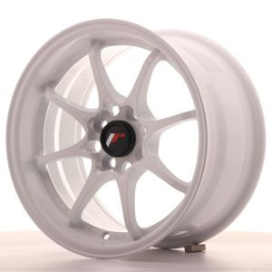 JR Wheels JR5 15x8 ET28 4x100 White