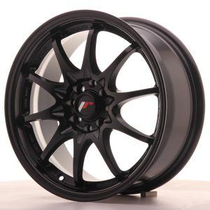 JR Wheels JR5 16x7 ET30 4x100/108 Matt Black