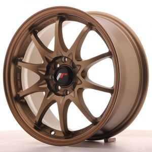 JR Wheels JR5 16x7 ET30 4x100/108 Dark Anodized Bronze