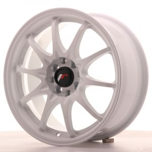 JR Wheels JR5 16x7 ET30 4x100/108 White