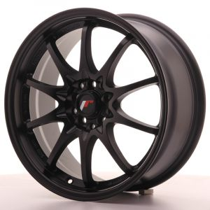 JR Wheels JR5 17x7,5 ET35 4x100/114,3 Matt Black