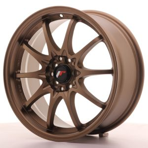 JR Wheels JR5 17x7,5 ET35 4x100/114,3 Dark Anodized Bronze