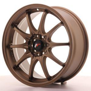 JR Wheels JR5 17x7,5 ET35 5x100/114,3 Dark Anodized Bronze