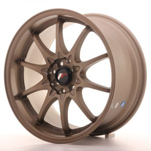 JR Wheels JR5 17x8,5 ET35 4x100/114,3 Dark Anodized Bronze