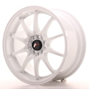JR Wheels JR5 17x8,5 ET35 4x100/114,3 White