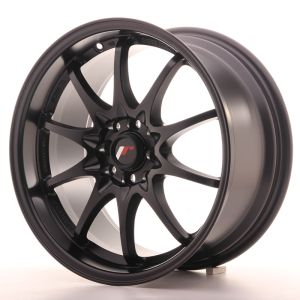 JR Wheels JR5 17x8,5 ET35 5x100/114,3 Matt Black