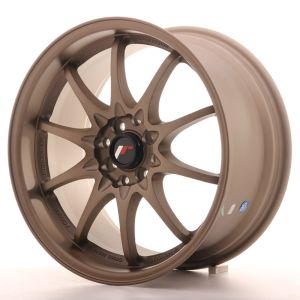 JR Wheels JR5 17x8,5 ET35 5x100/114,3 Dark Anodized Bronze