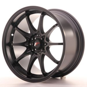 JR Wheels JR5 17x9,5 ET25 5x100/114,3 Matt Black