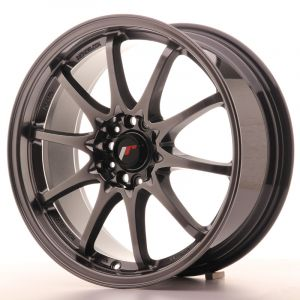JR Wheels JR5 18x8 ET35 5x114,3 Hyper Black