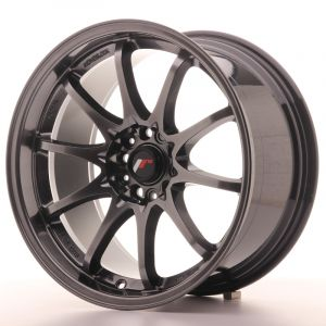 JR Wheels JR5 18x9,5 ET22 5x114,3 Hyper Black