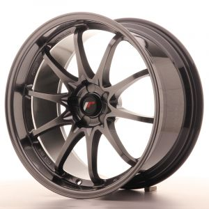 JR Wheels JR5 19x9.5 ET12-36 5H BLANK Hyper Black