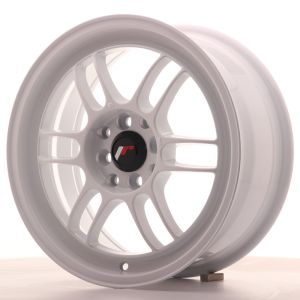 JR Wheels JR7 16x7 ET38 4x100/114 White