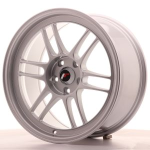 JR Wheels JR7 18x9 ET35 5x114,3 Silver