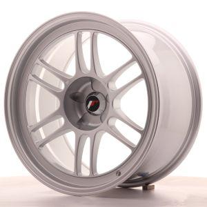 JR Wheels JR7 18x9,5 ET15 5H BLANK Silver