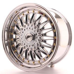 JR Wheels JR9 18x9 ET40 BLANK Chrome