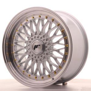 JR Wheels JR9 19x9,5 ET35 BLANK Silver w/Machined Lip