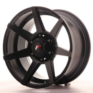 JR Wheels JRX3 17x8.5 ET20 6x139.7 Matt Black