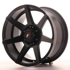 JR Wheels JRX3 18x9 ET20 6x139.7 Matt Black