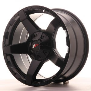 JR Wheels JRX5 18x9 ET20 6x139.7 Matt Black