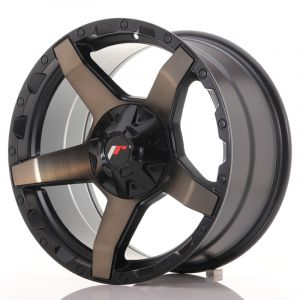JR Wheels JRX5 18x9 ET20 6x139.7 Titanium Black