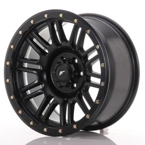 JR Wheels JRX7 18x9 ET0 6x139.7 Matt Black