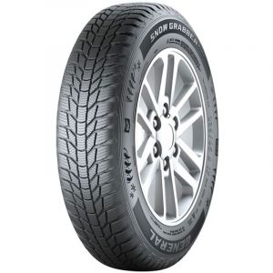 General Tire 255/50R19 107V XL FR SNOW GRABBER PLUS
